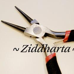 Ergonomisk Rundtång för smycketillverkning - 12cm