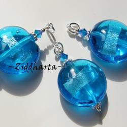 1 Hänge: CAPRI Blue AB2x med Swarovski