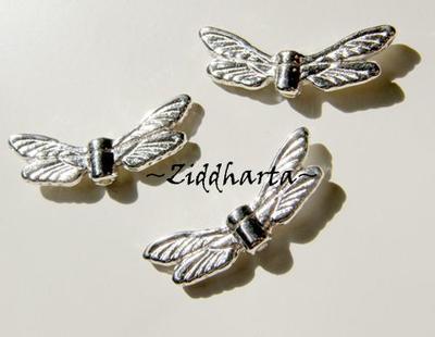 Smyckestillverkning: Smyckesdelar: 125 st Ängla Vingar! 25 x5 olika modeller
