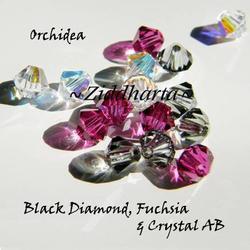 Swarovski Crystals 15st - Orchidea