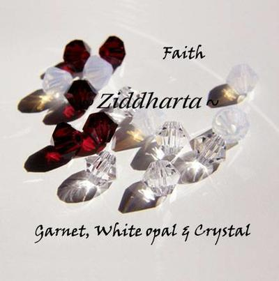 Swarovski Crystals 15st - Faith