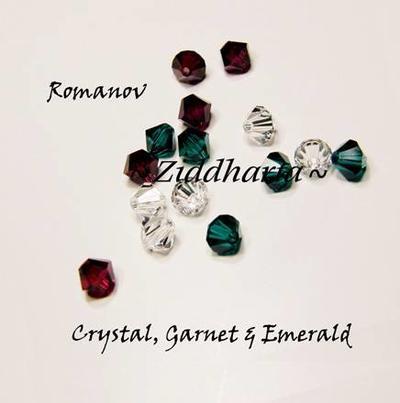 Swarovski Crystals 15st - Romanov