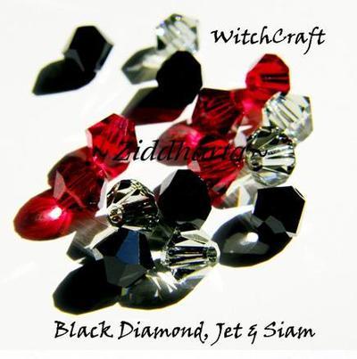 Swarovski Crystals 15st - WitchCraft