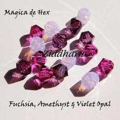 Swarovski Crystals 15st - Magica de Hex