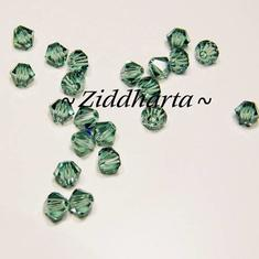 Swarovski 4mm Bicone - Erinite - 8st
