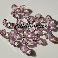 Swarovski 4mm Bicone - Light Amethyst - 8st