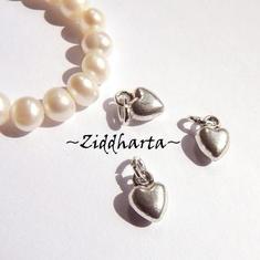 1 AS Charm / hänge / berlock: Bulligt litet Hjärta