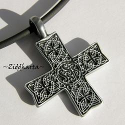 AS 36mm Hänge - KORS - Cross Celtic Knots