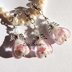 GS ROSA: Ängla-hänge smyckestillverknings-KIT