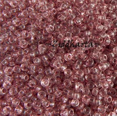 10gram AMETHYST Transp #142 Miyuki 2mm Seed Beads 11/0
