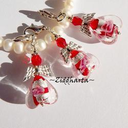 SF RED: Ängla-hänge smyckestillverknings-KIT