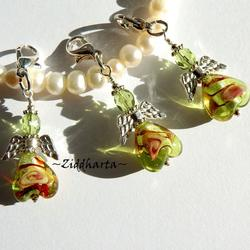LW OliveRed: Ängla-hänge smyckestillverknings-KIT