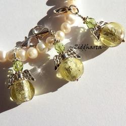 SF OLIVE: Ängla-hänge smyckestillverknings-KIT