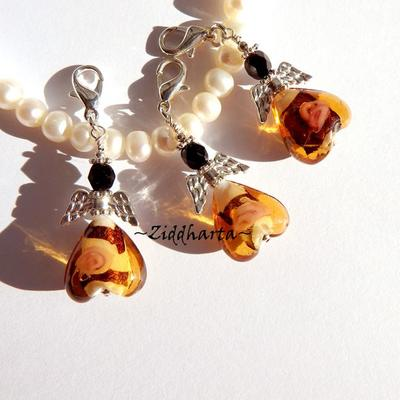 SF MOCCA: Ängla-hänge smyckestillverknings-KIT