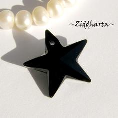Swarovski 20mm - STAR - JET