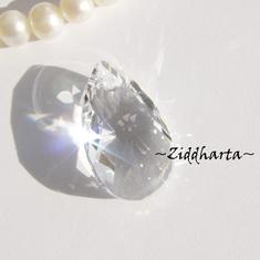 Swarovski 22mm - Pear - Crystal