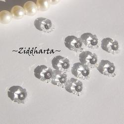 Swarovski 6mm Marguerite - Crystal
