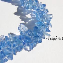 10gr Sapphire Glas-chips