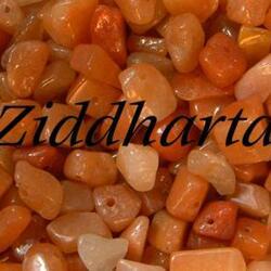 10gr Peach /Red Aventurine chips