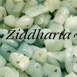 10gr Mint/Seafoam: Afrikansk Amazonite chips